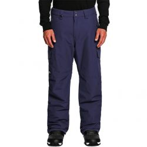 Quiksilver Men's Porter Snow Pants - Navy Blazer