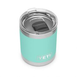 Yeti Rambler Lowball With Magslider Lid 10 OZ - Seafoam