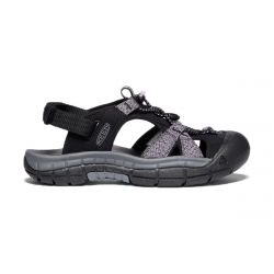 Keen Women's Ravine H2 Sandal - Black / Dawn Pink
