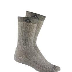 Merino Comfort Hiker Socks 2 Pack - Charcoal