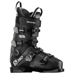 Pro 100 Boot Bk/gry      20/21 Black/Gray
