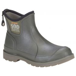 Dryshod Men's Sod Buster Ankle Boots - Mossy/Grey