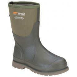 Dryshod Men's Sod Buster Mid Boots - Mossy/Grey