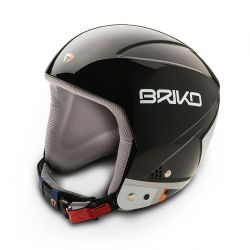 Briko Youth Vulcano Speed Jr Helmet - Black
