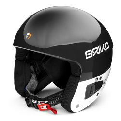 Briko Youth Vulcano FIS Jr Helmet - Black