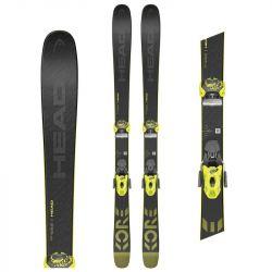 Kore 93 Grey Ski   20/21