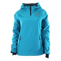 Blackfish Women's Squall Softshell Pullover - Teal