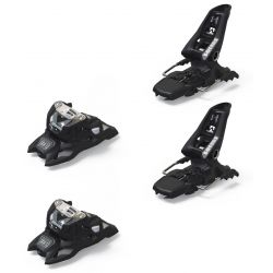 Squire 11 ID Ski Bindings 100 mm - Black