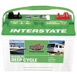 Interstate Battery SRM-27 Marine/RV Deep Cycle Battery