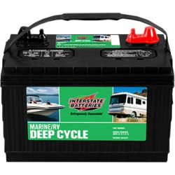 Interstate Battery SRM-31 Marine/RV Deep Cycle Battery