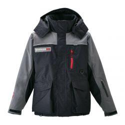 Striker Brands Men's Trekker Jacket - Black/Gray