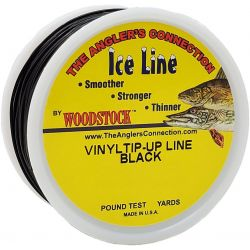 Vinyl Tip Up Line 50yd - 30LB