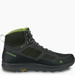 Breeze Lt Gtx Med Hiker - Beluga/Lime Green
