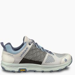 W Breeze Lt Low Gtx Med - Lunar Rock/Celestial Blue