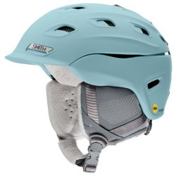 Smith Women's Vantage MIPS Snow Helmet - Matte Polar Blue