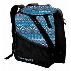 XTW Boot Bag - Blue Aztec