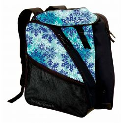 XTW Boot Bag - Teal Snowflake