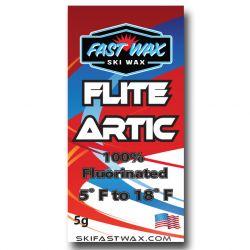 Fast Wax Fast Wax Flite Artic Pure Fluoro Wax - 5g