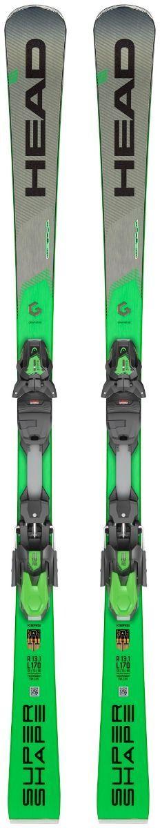 Head Supershape i.Magnum Performance Ski inkl Art.Nr 313309 Bindung AKTION
