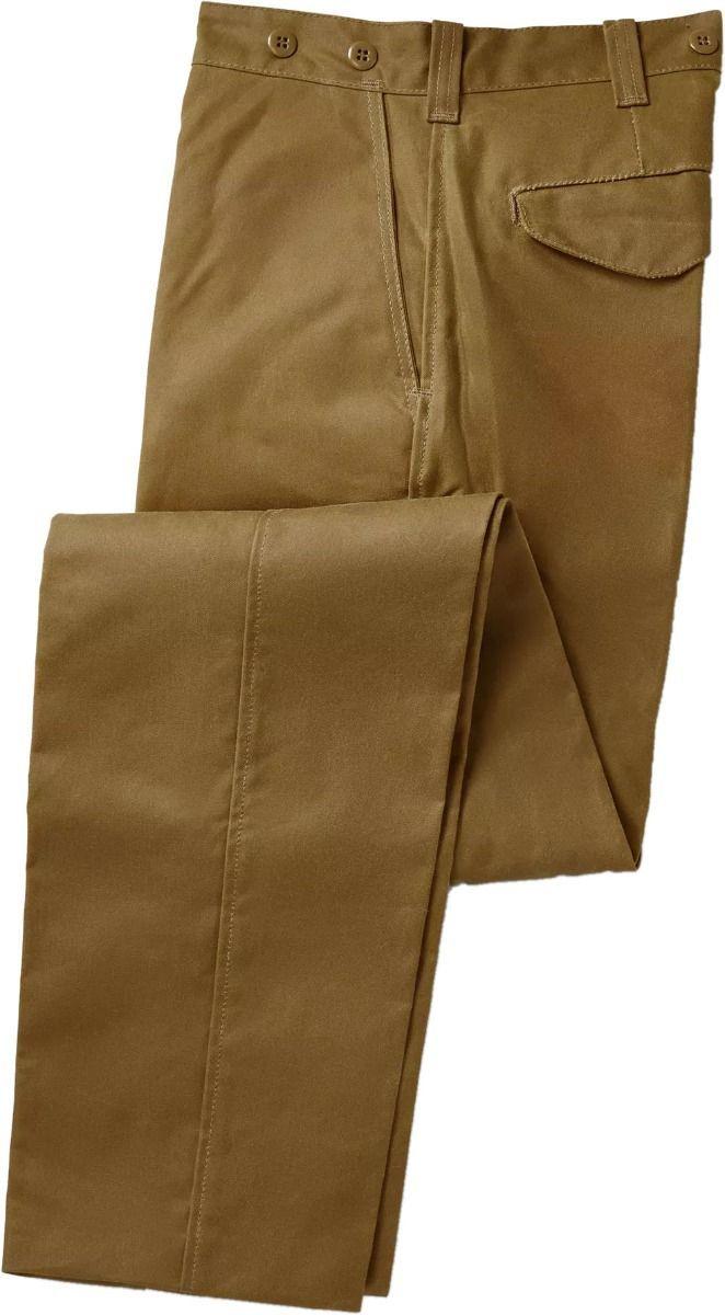 Filson Single Tin Vs Double Tin - Filson Single Tin Pants Dry Finish