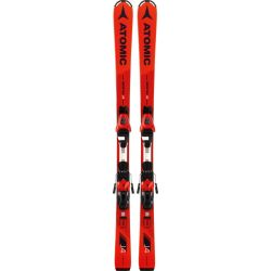 Youth Redster J4 Skis w/L 7 ET Bindings