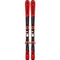 Youth Redster J2 130-150 Skis w/L 7 ET Bindings