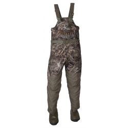 Youth Redzone Breathable Insulated Micro-Teen Wader Size 10 - Realtree Max-5