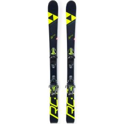 Youth RC4 Race Jr Skis w/FJ4 AC SLR Bindings