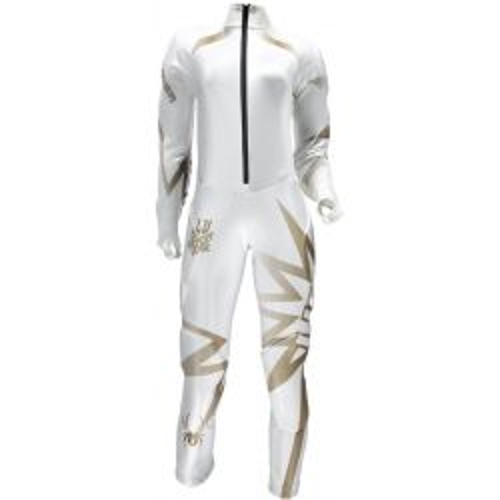 Women's Performance GS Race Suit - White/Gold/Lindsey Vonn