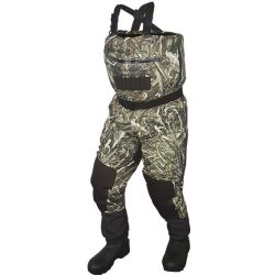 All Season Breathable Insulated Wader - Realtree Max-5