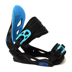 Youth Booster Snowboard Bindings