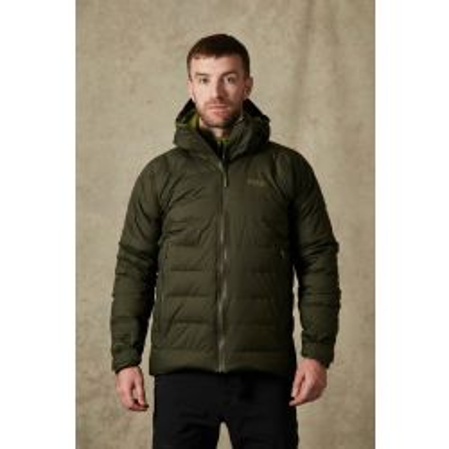 Men's Valiance Jacket - Army