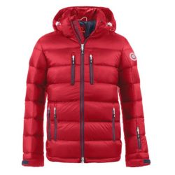 Men's Classic Down Packet - Red/Midnight
