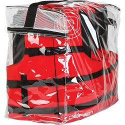 Adult Universal PFD 4 Pack - Red