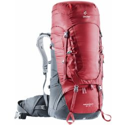 Aircontact 45+10 Backpack - Cranberry Graphite