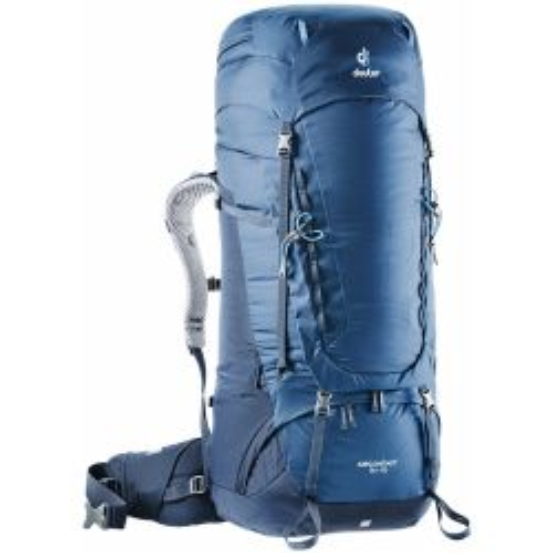 Aircontact 75+10 Backpack - Midnight Navy