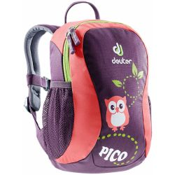 Kid's Pico Backpack - Plum Coral