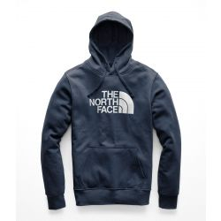 Men's Half Dome Pullover Hoodie - Urban Navy / TNF White
