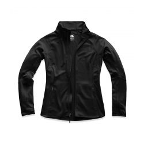 Women's Purna Full Zip Jacket – TNF Black