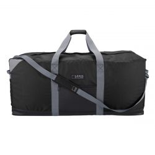 Heavy Duty Duffel W/ Neoprene Gear Bag 40 in - Black