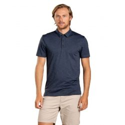 Men's Tempo Short Sleeve Polo - Night Sky