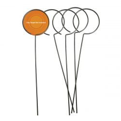 Wire Clay Holders - 5 pk