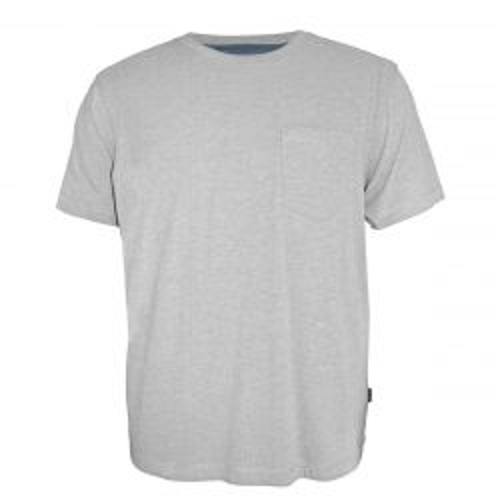 Men's Mill Valley Short Sleeve Pocket Tee - Heather Gray