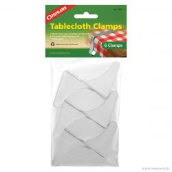 Tablecloth Clamps - 6 pk