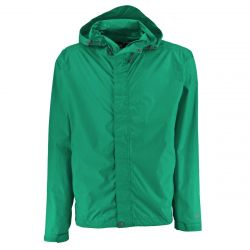 Men's Trabagon Rain Shell - Vivid Green