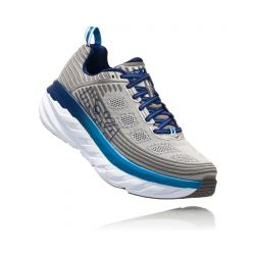 Men's Bondi 6 Maximalist Running Shoe - Wide