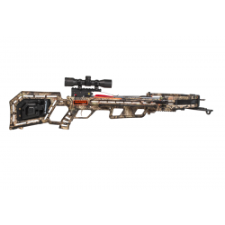 Wicked Ridge Invader X4 ACUDraw Crossbow Package