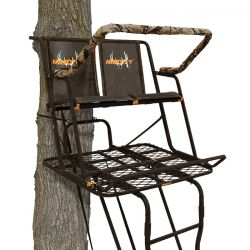 The Partner 2 person Ladder Tree Stand