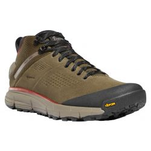 Men's Trail 2650 GTX Mid Waterproof Hiking Shoes - Dusty Olive