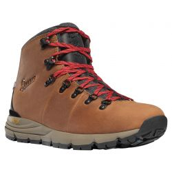 Men's Mountain 600 Boot 200g - Brown / Red